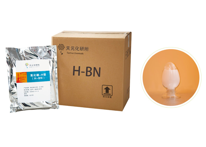 Hexa-boron nitride