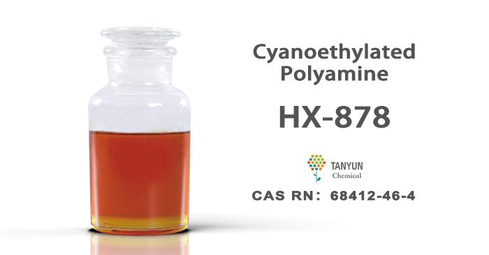HX-878 | Cyanoethylated Polyamine