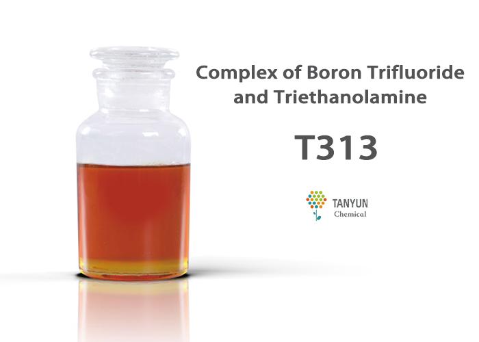 T313 | Boron Trifluoride Triethanolamine Complex