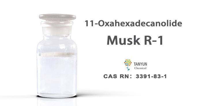 Musk R-1 | 11-Oxahexadecanolide