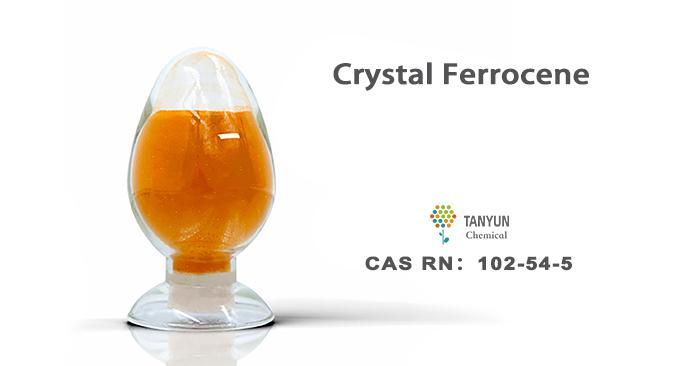 Crystal Ferrocene